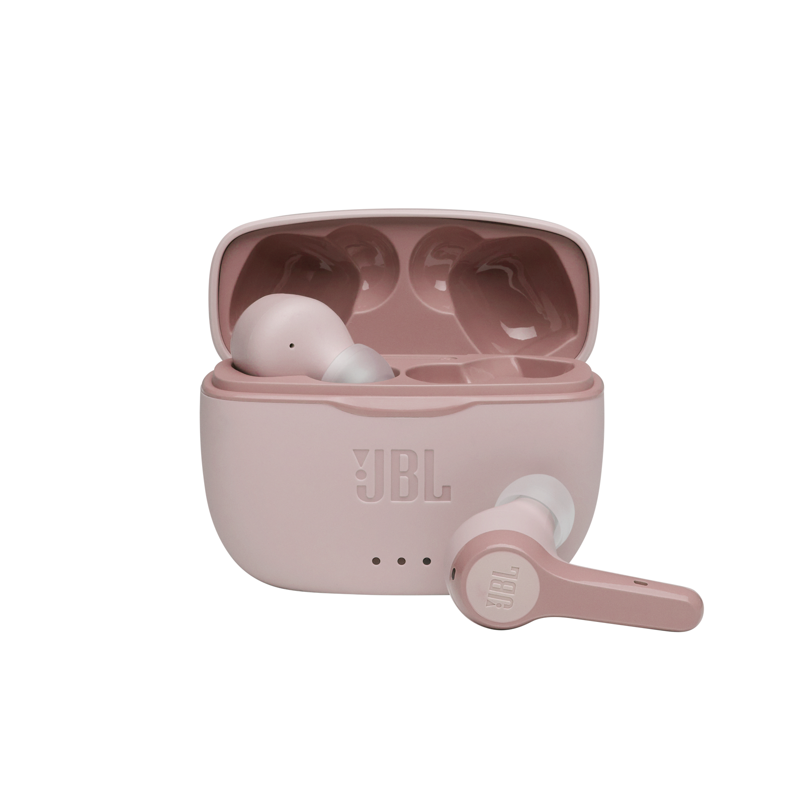 JBL Tune 215TWS - Pink - True wireless earbuds - Hero