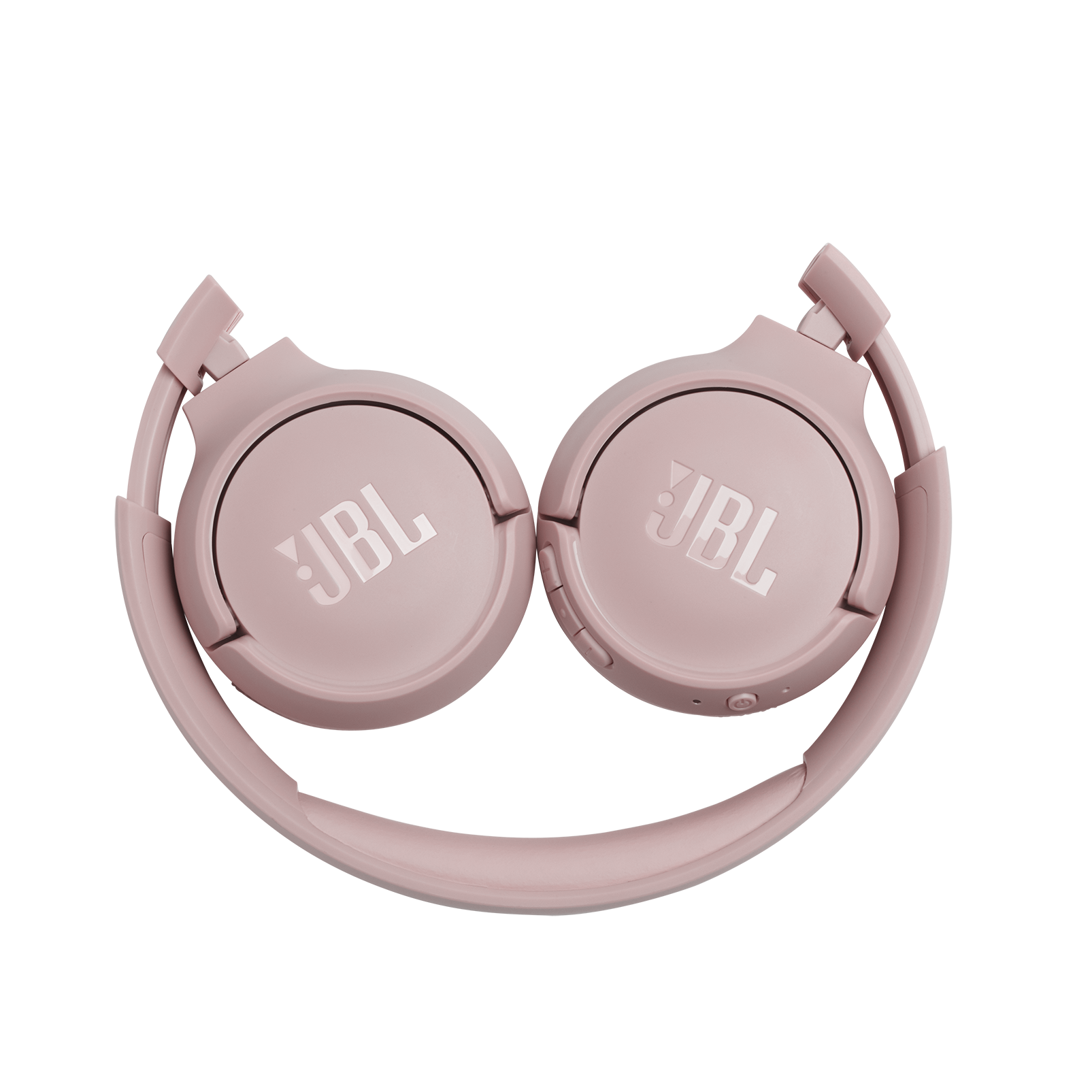JBL TUNE 500BT - Pink - Wireless on-ear headphones - Detailshot 2