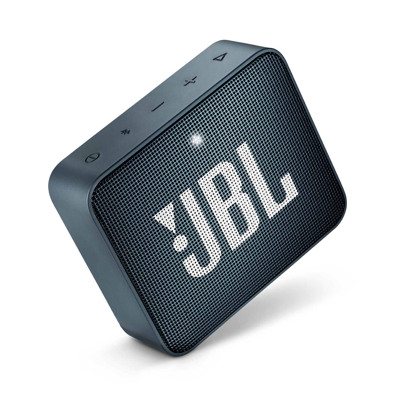 JBL GO 2 - Slate Navy - Portable Bluetooth speaker - Detailshot 1
