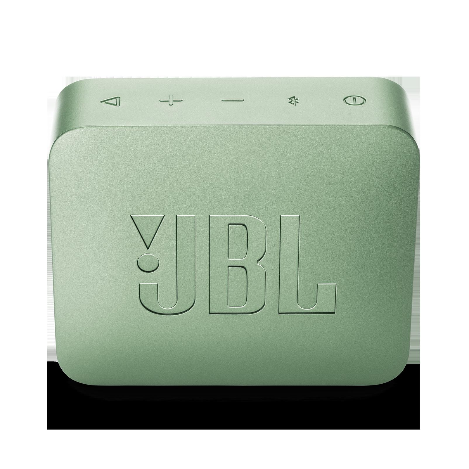 JBL GO 2 - Seafoam Mint - Portable Bluetooth speaker - Back