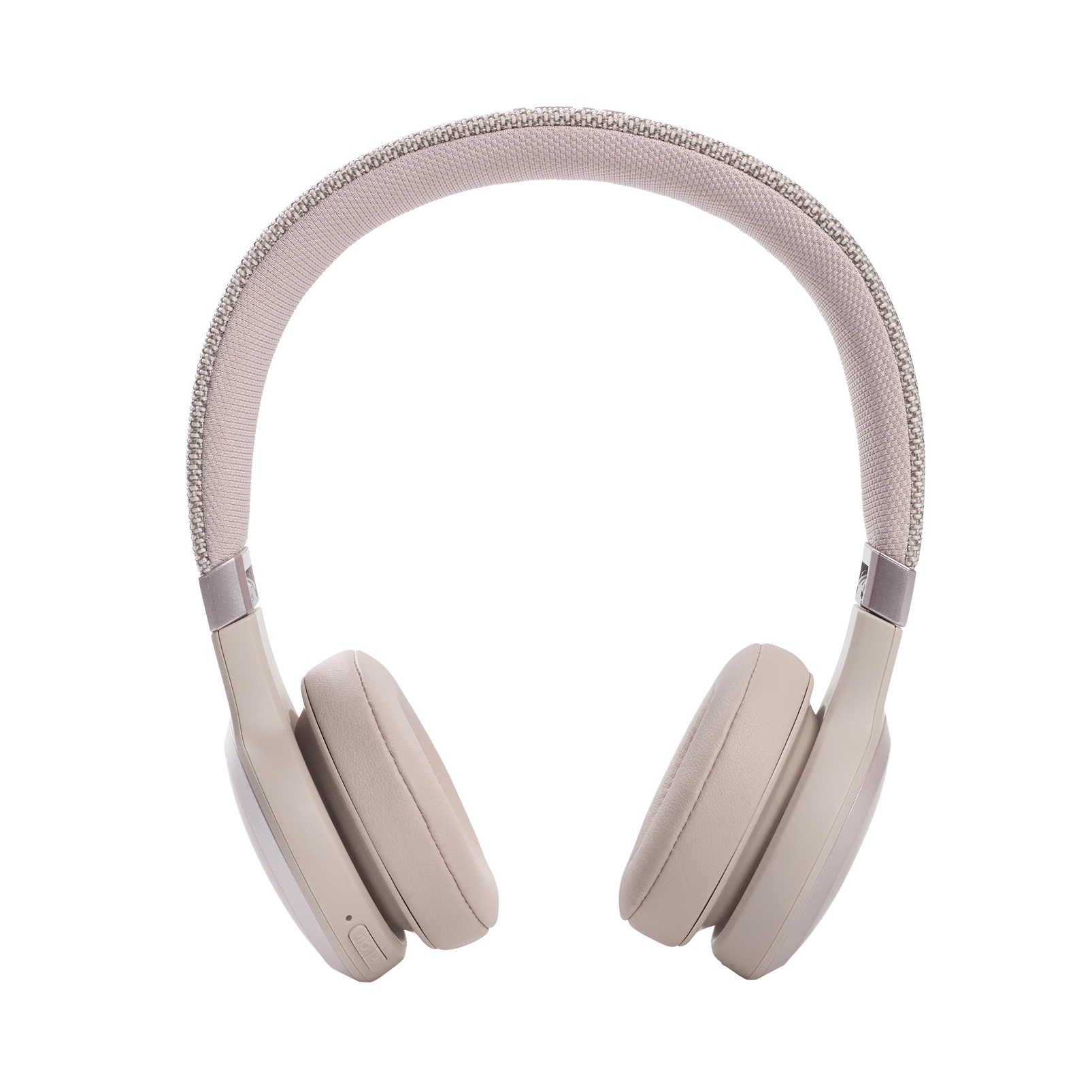 JBL Live 460NC - Rose - WIRELESS ON-EAR NC HEADPHONES - Front
