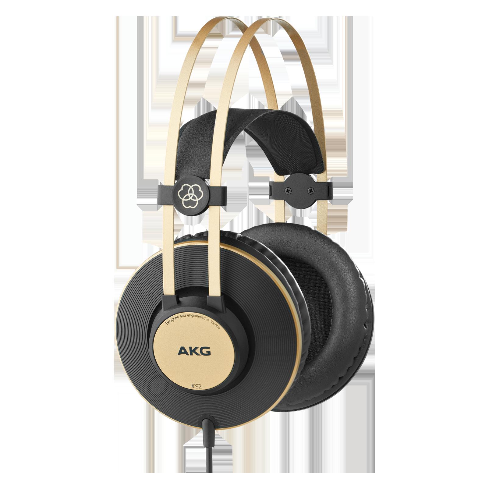 K92 - Black - Closed-back headphones - Hero