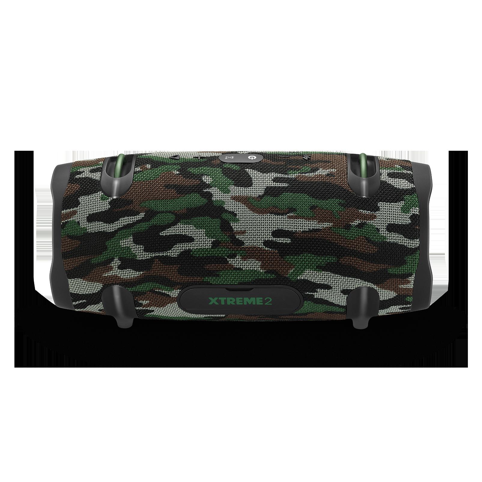 JBL Xtreme 2 - Squad - Portable Bluetooth Speaker - Back