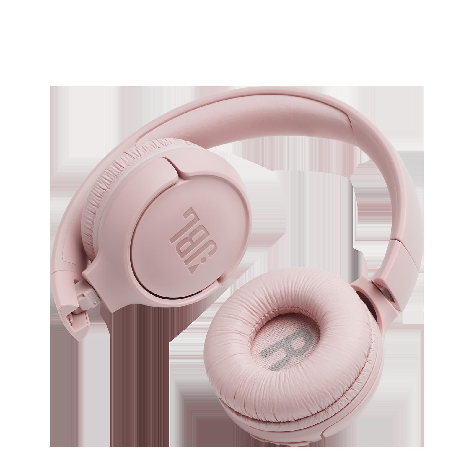 JBL TUNE 560BT - Blue - Wireless on-ear headphones - Back