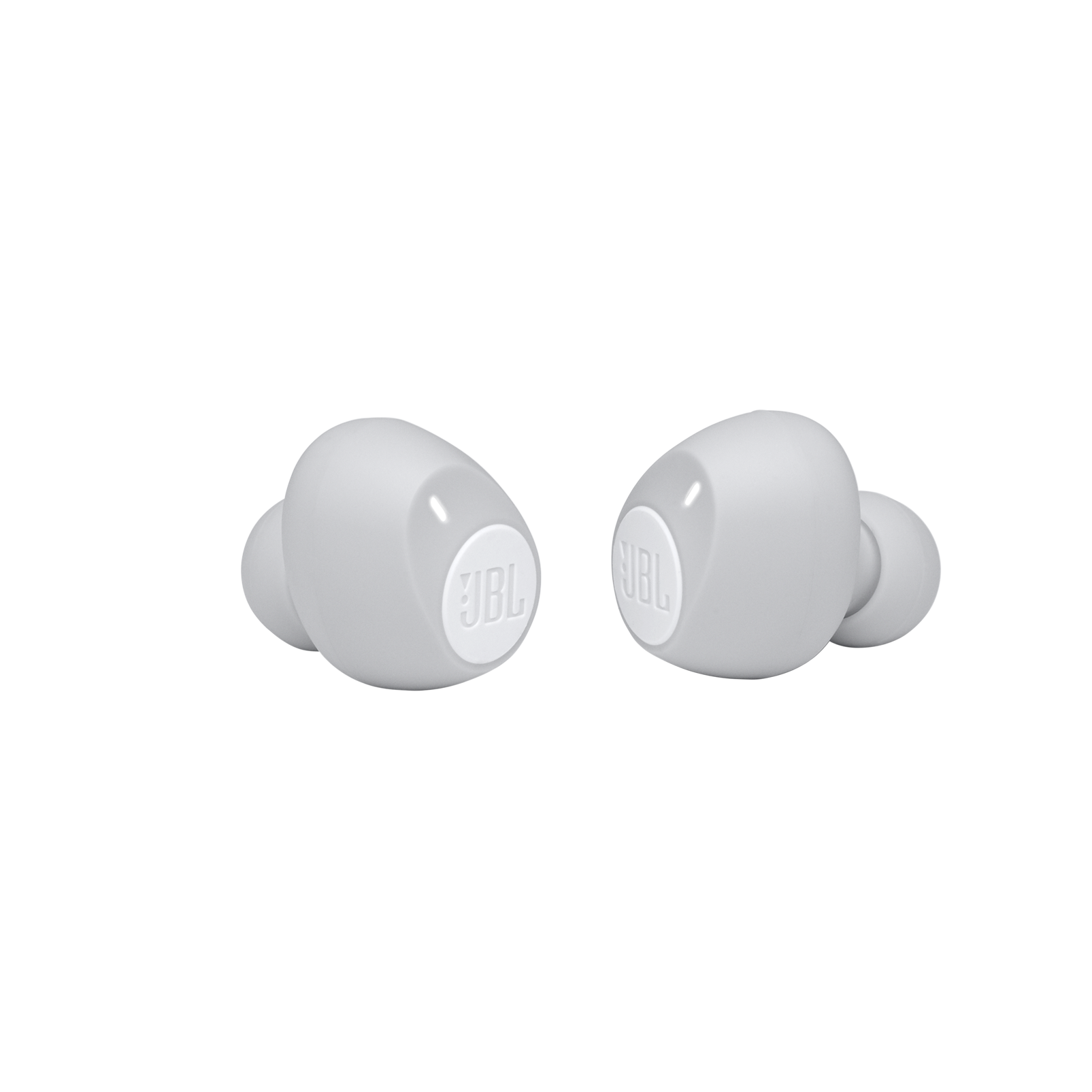 JBL Tune 115TWS - White - True wireless earbuds - Detailshot 1