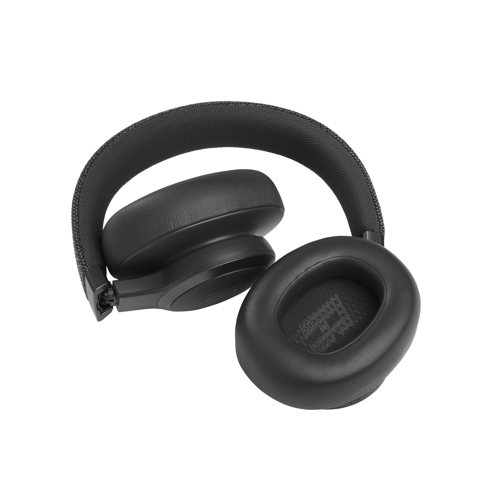 JBL Live 660NC - Black - WIRELESS OVER-EAR NC HEADPHONES - Detailshot 5