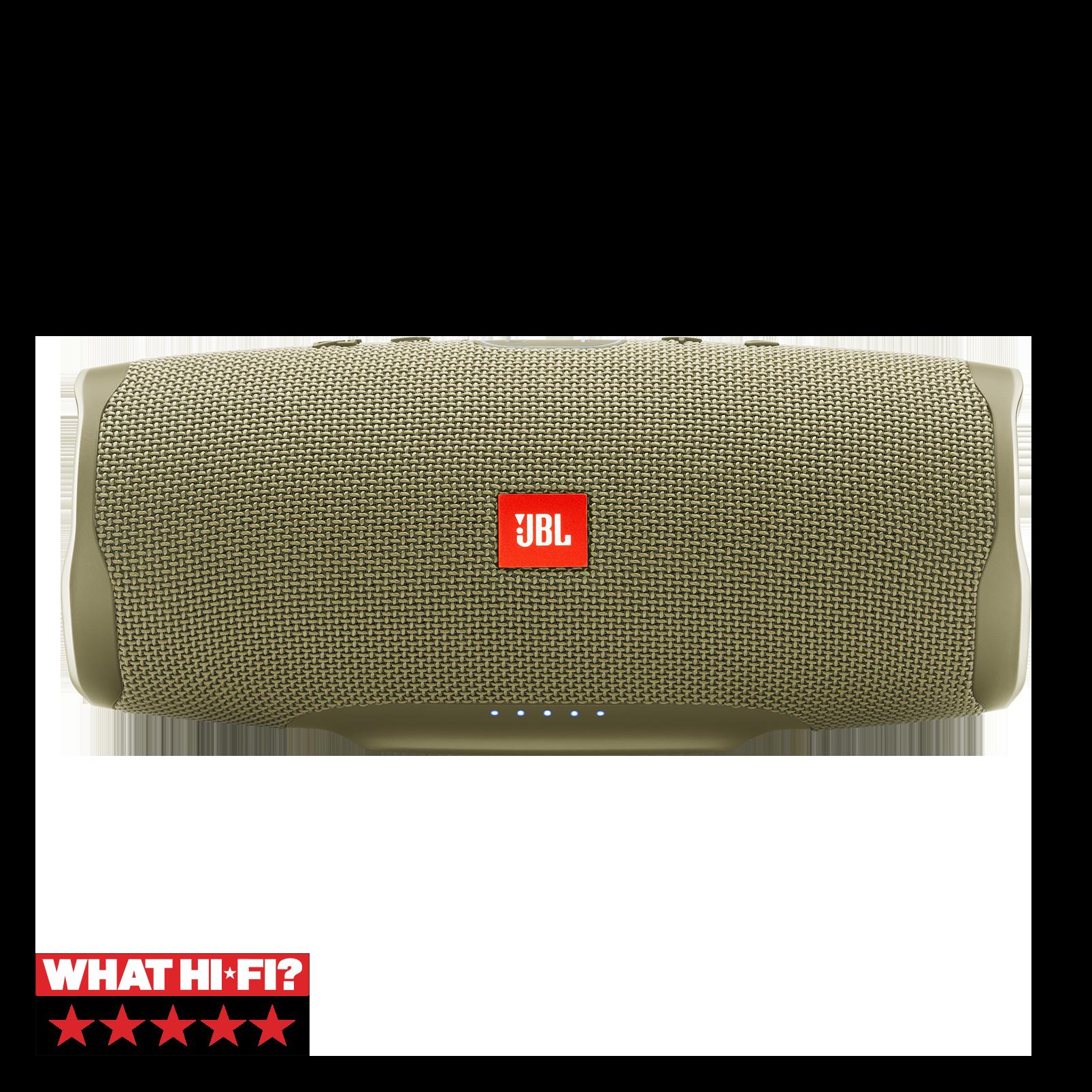 JBL Charge 4 - Sand - Portable Bluetooth speaker - Hero