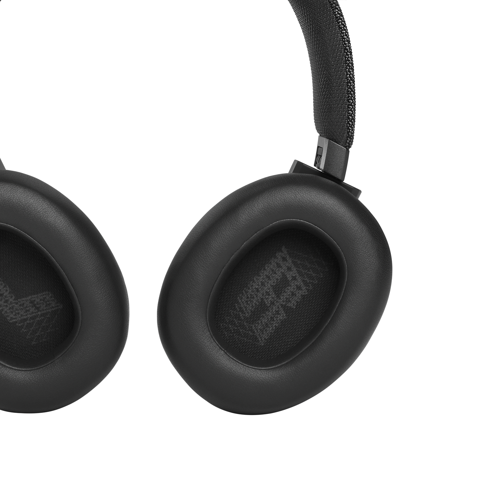 JBL Live 660NC - Black - WIRELESS OVER-EAR NC HEADPHONES - Detailshot 3