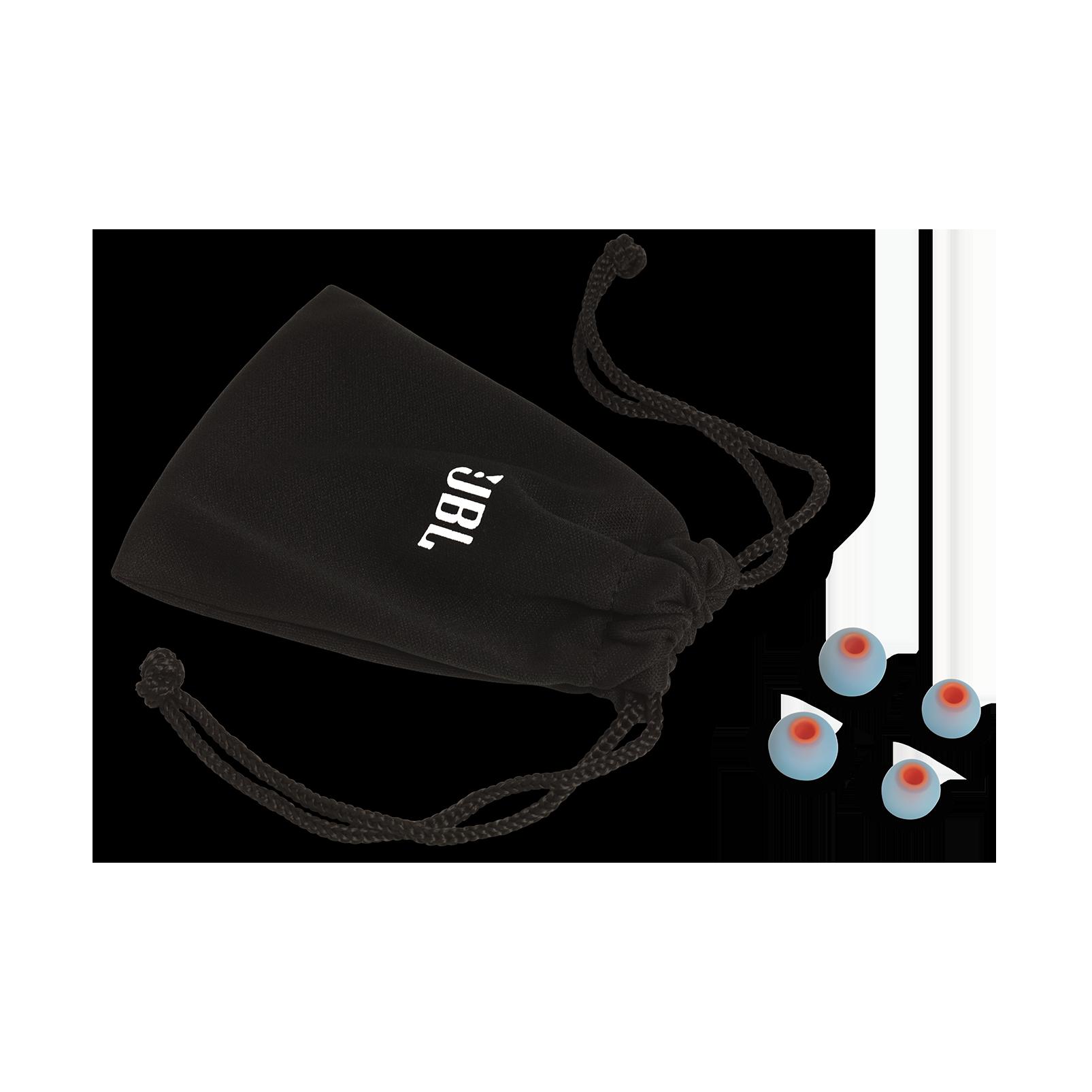 JBL TUNE 210 - Grey - In-ear headphones - Detailshot 5