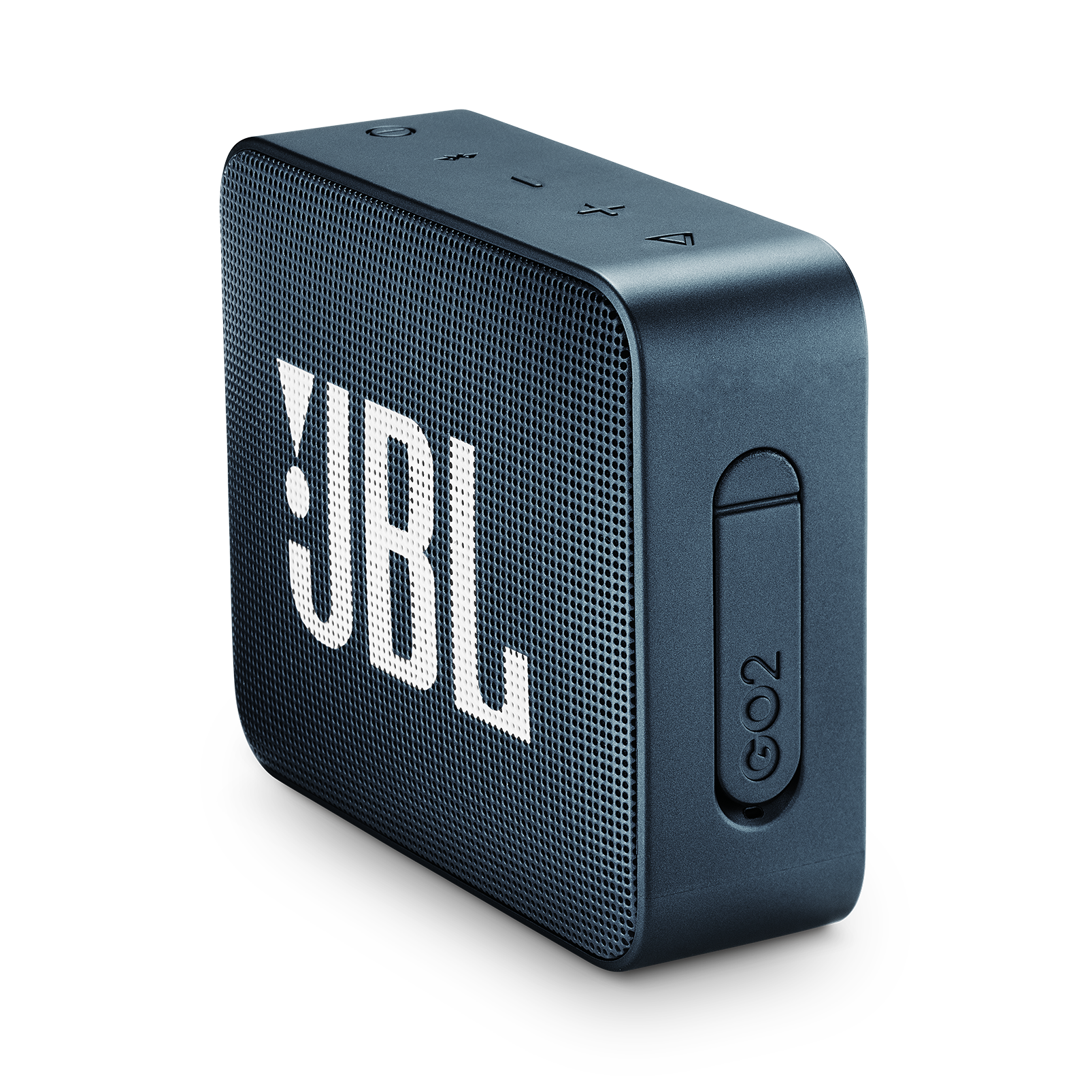 JBL GO 2 - Slate Navy - Portable Bluetooth speaker - Detailshot 2