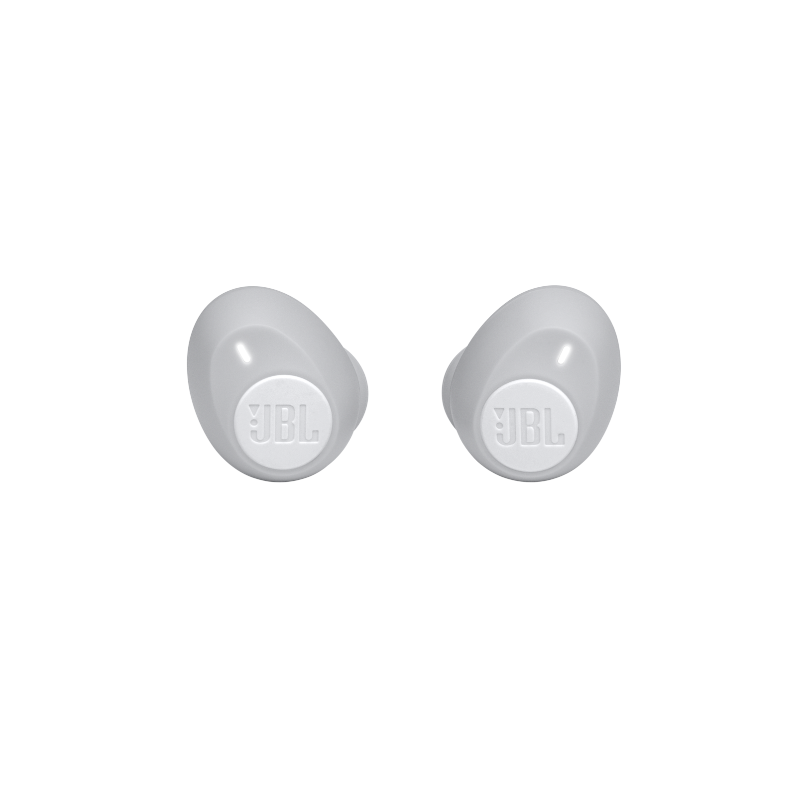 JBL Tune 115TWS - White - True wireless earbuds - Front