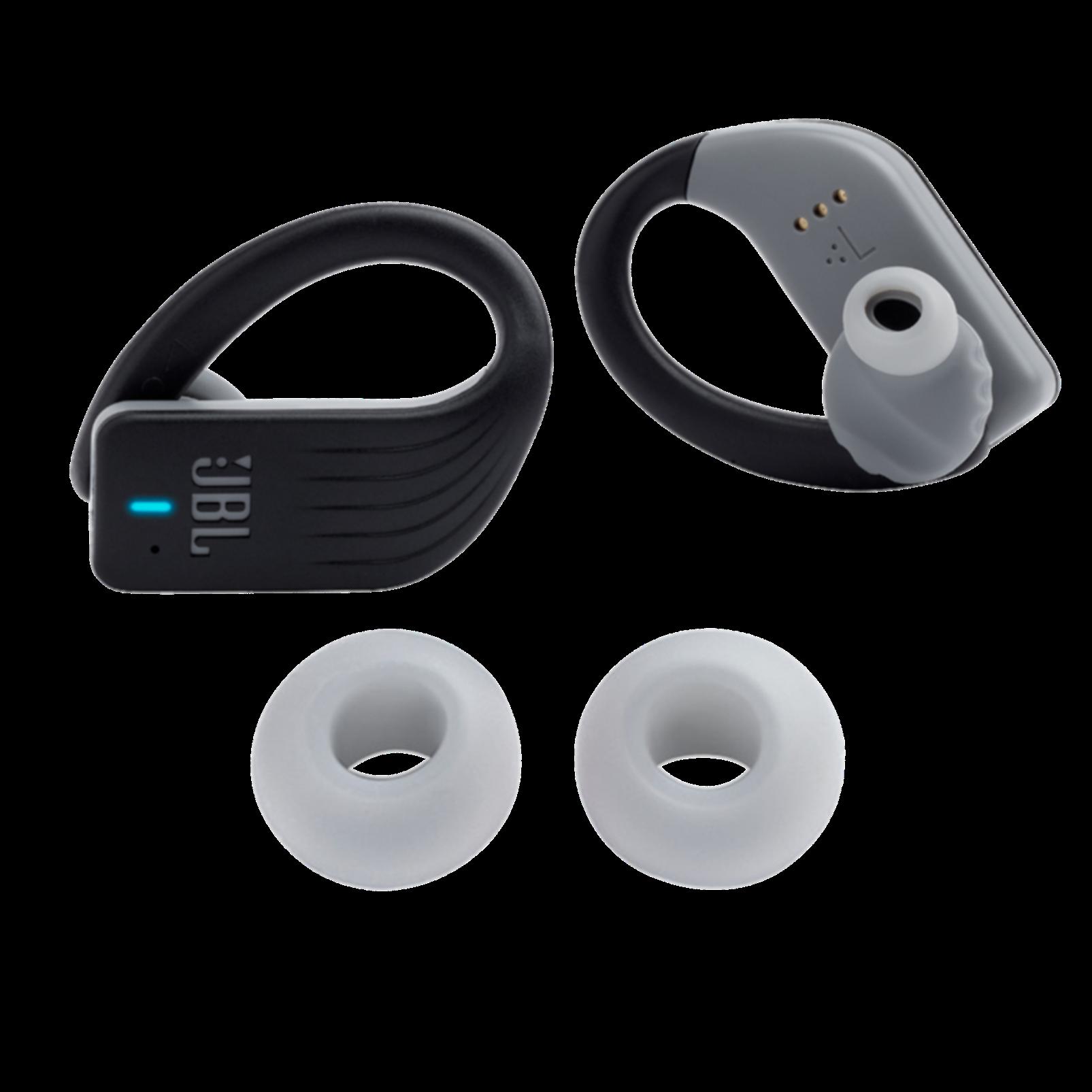 JBL Endurance PEAK replacement kit - Black - Ear buds, ear tips and enhancers - Hero
