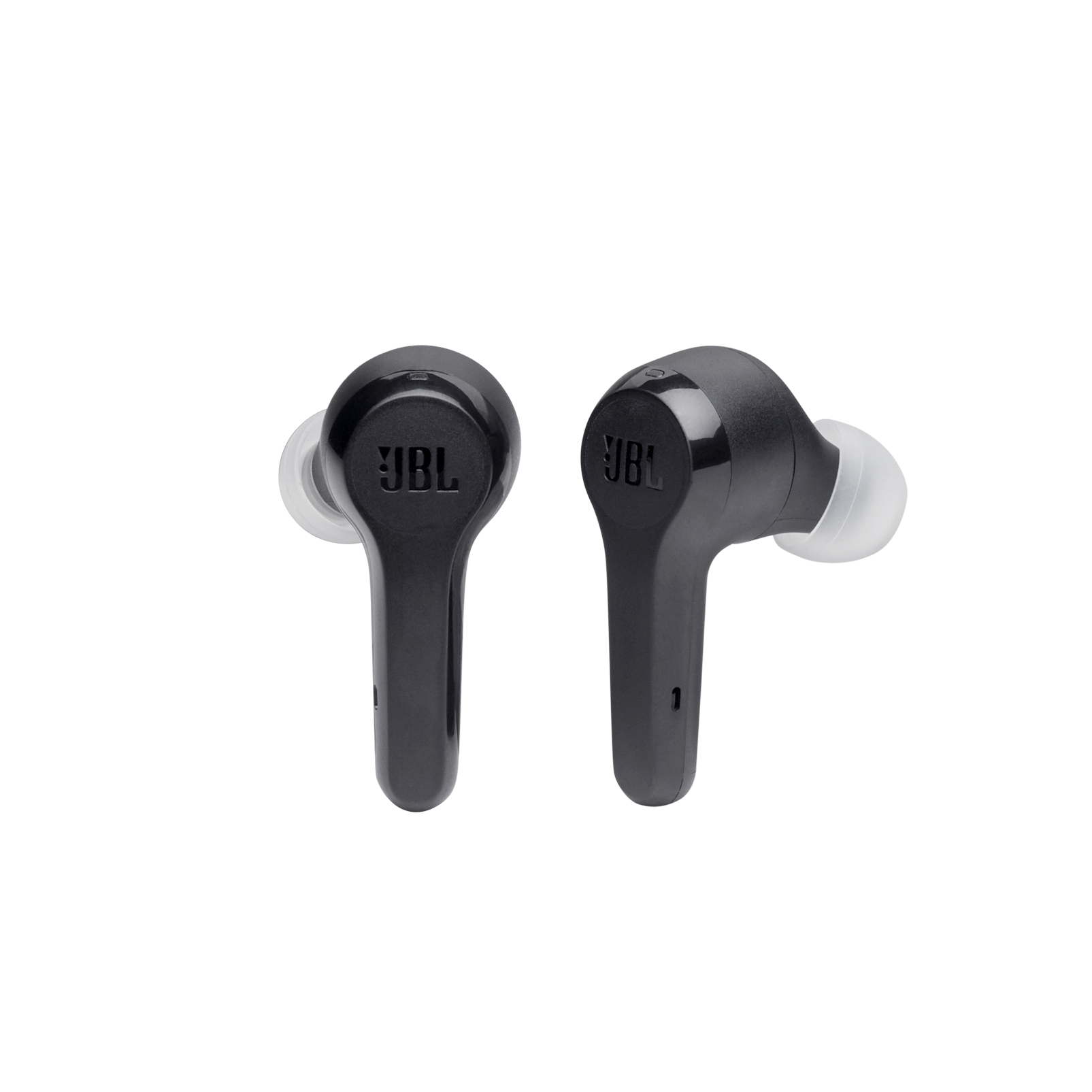 JBL Tune 215TWS - Black - True wireless earbuds - Front