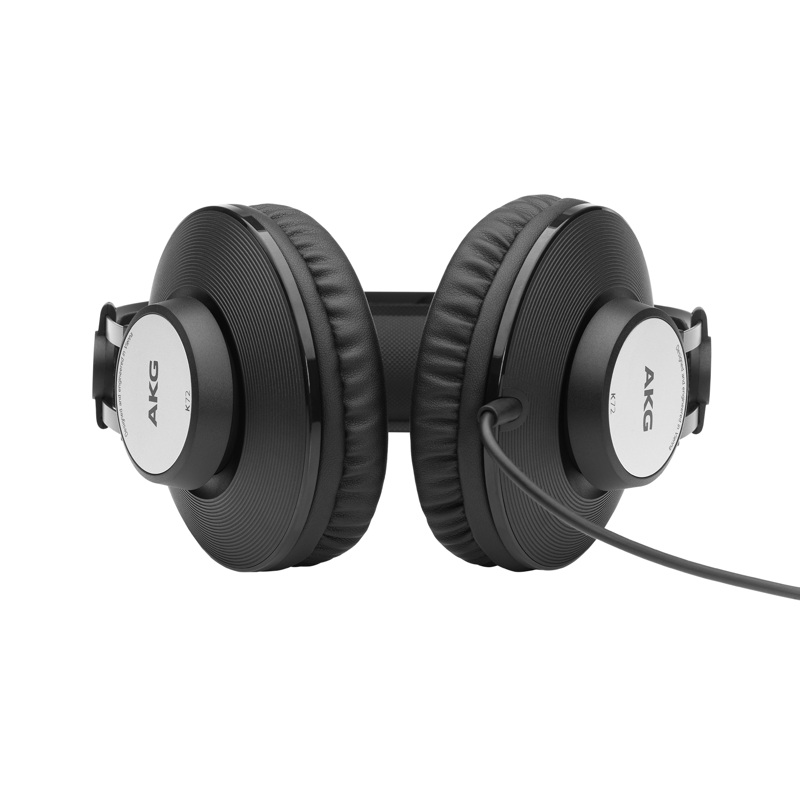 K72 - Black - Closed-back studio headphones - Detailshot 1