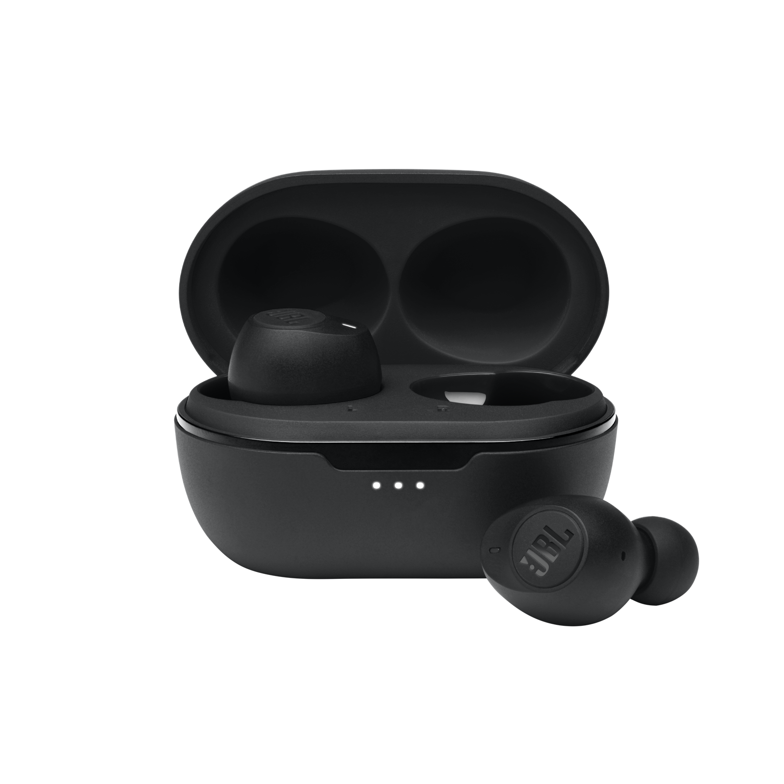 JBL Tune 115TWS - Black - True wireless earbuds - Hero