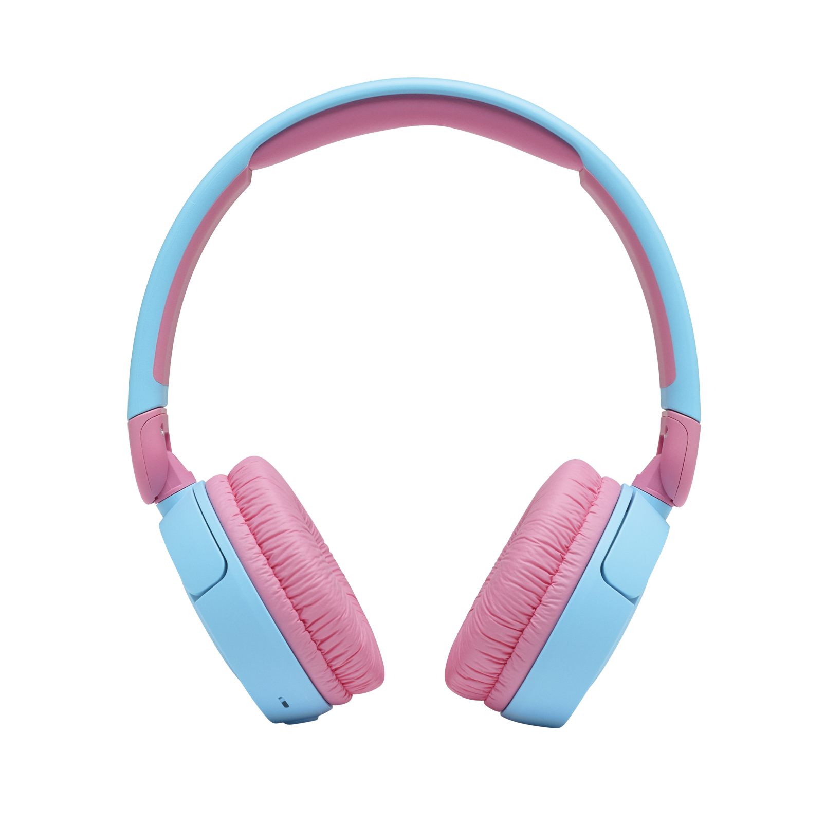 JBL Jr310BT - Blue - Kids Wireless on-ear headphones - Front