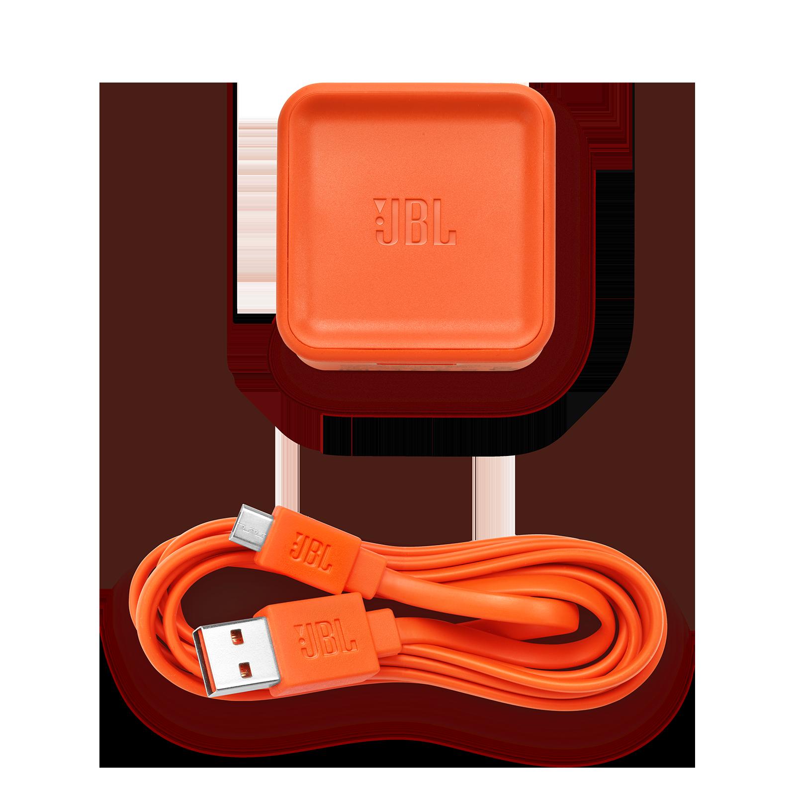 JBL Tuner - White - Portable Bluetooth Speaker with DAB/FM radio - Detailshot 2