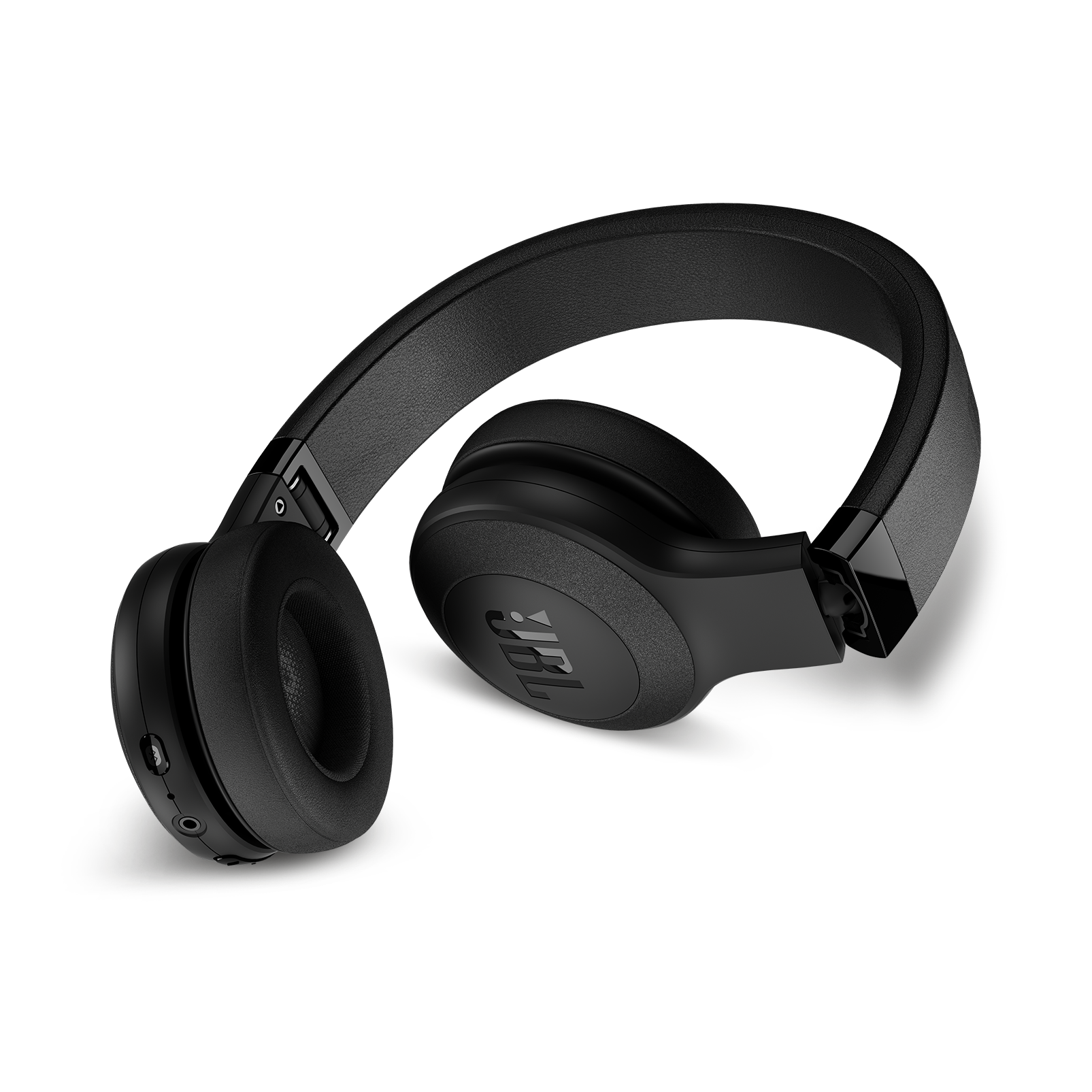 C45BT - Black Matte - Wireless on-ear headphones - Back