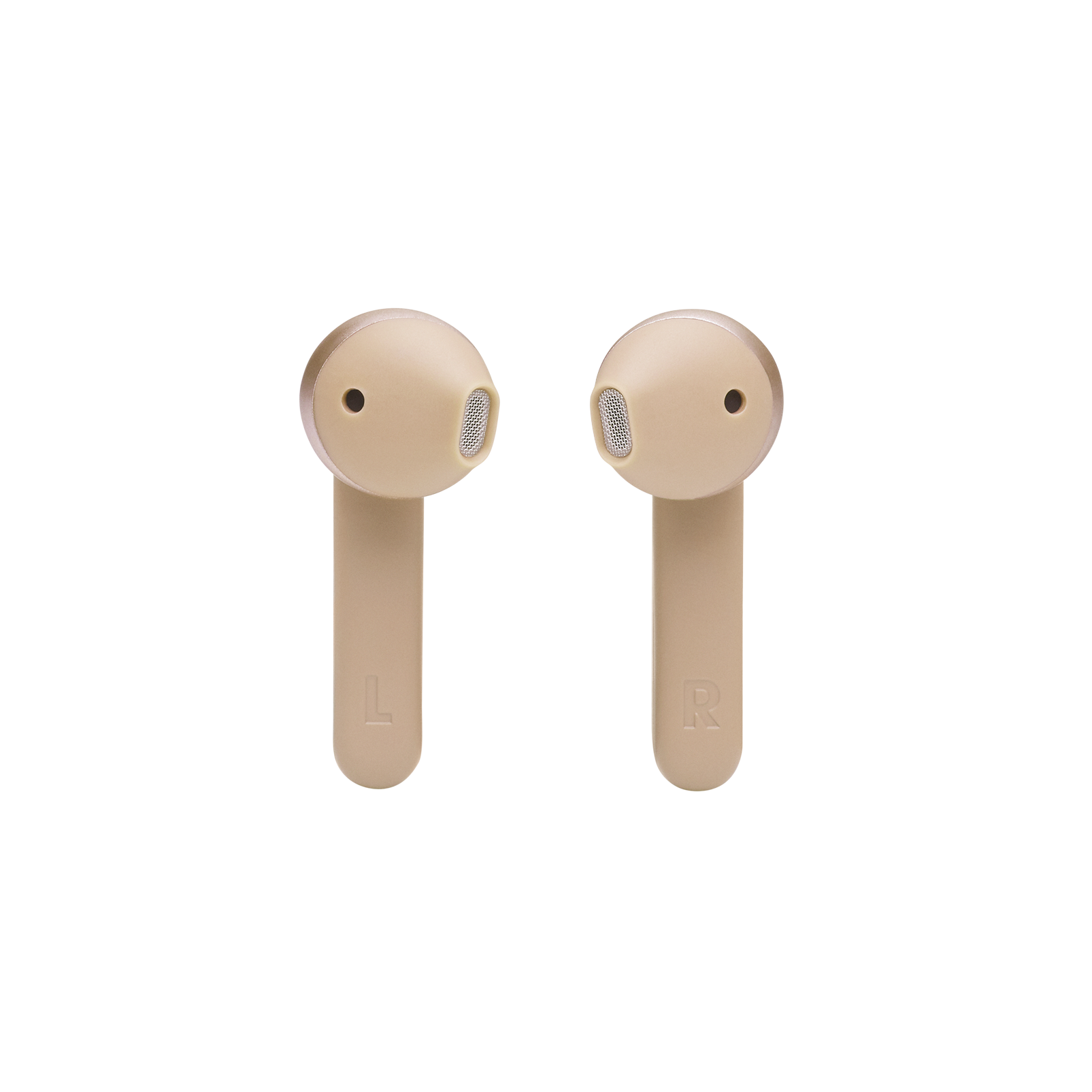 JBL Tune 225TWS - Gold - True wireless earbuds - Detailshot 1